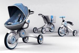 коляски-трансформеры